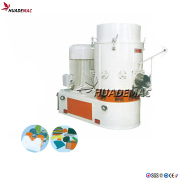 PP PE film agglomerator machine