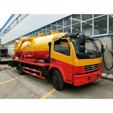 Dongfeng sewage tanker truck fecal suction vehicle
