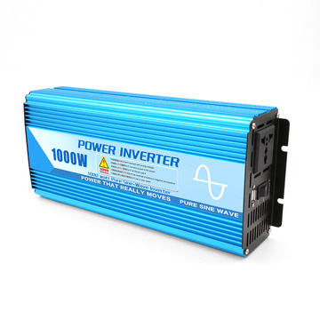 CE RoHS Approval 1000w Pure Sine Wave Inverter