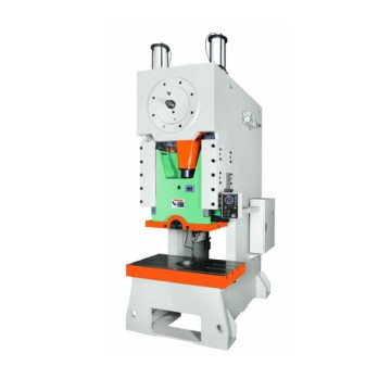 Punching hole press machine for metal sheet