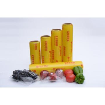Width 450mm*1000yard Food use PVC cling film