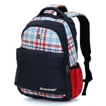 Suissewin fashion leisure dating waterproof durable backpack