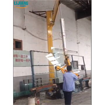 Adjustable manual vacuum suction crane 500kg