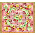 3D Laser Independent Size Tablecloth