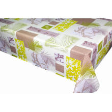 Elegant Tablecloth with Non woven backing 10mm