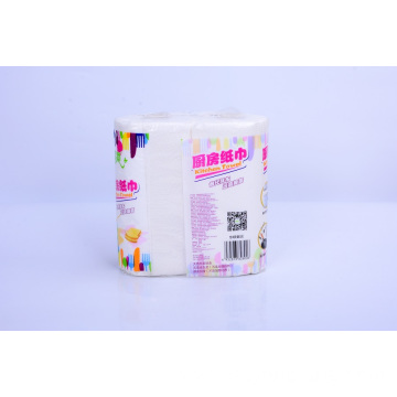 Disposable Kitchen Wipes Roll Paper