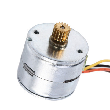 Maintex 20BY26 7V 20mm Motor paso a paso de imán permanente