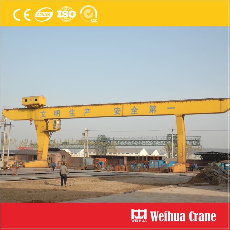 L Type Gantry Crane 5