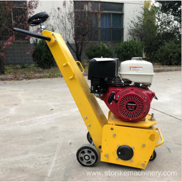 Mini concrete milling machine concrete scarifier
