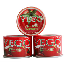 Vego Brand Tomato Sauce Product Type Sachet Packed