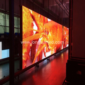 Price Of P4 Outdoor LED Display Screen Panel