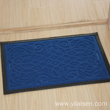 Embossed design custom floor hotel carpet