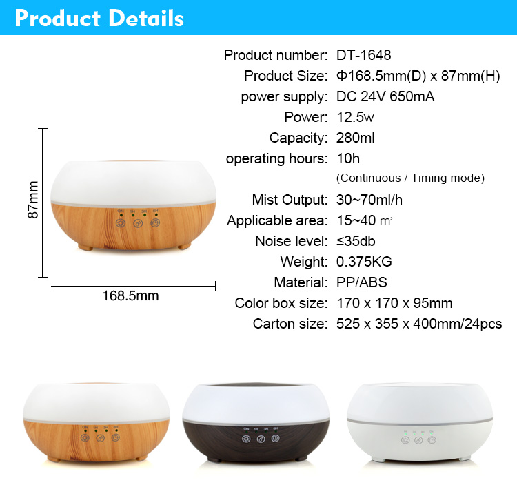Home Diffuser Humidifier