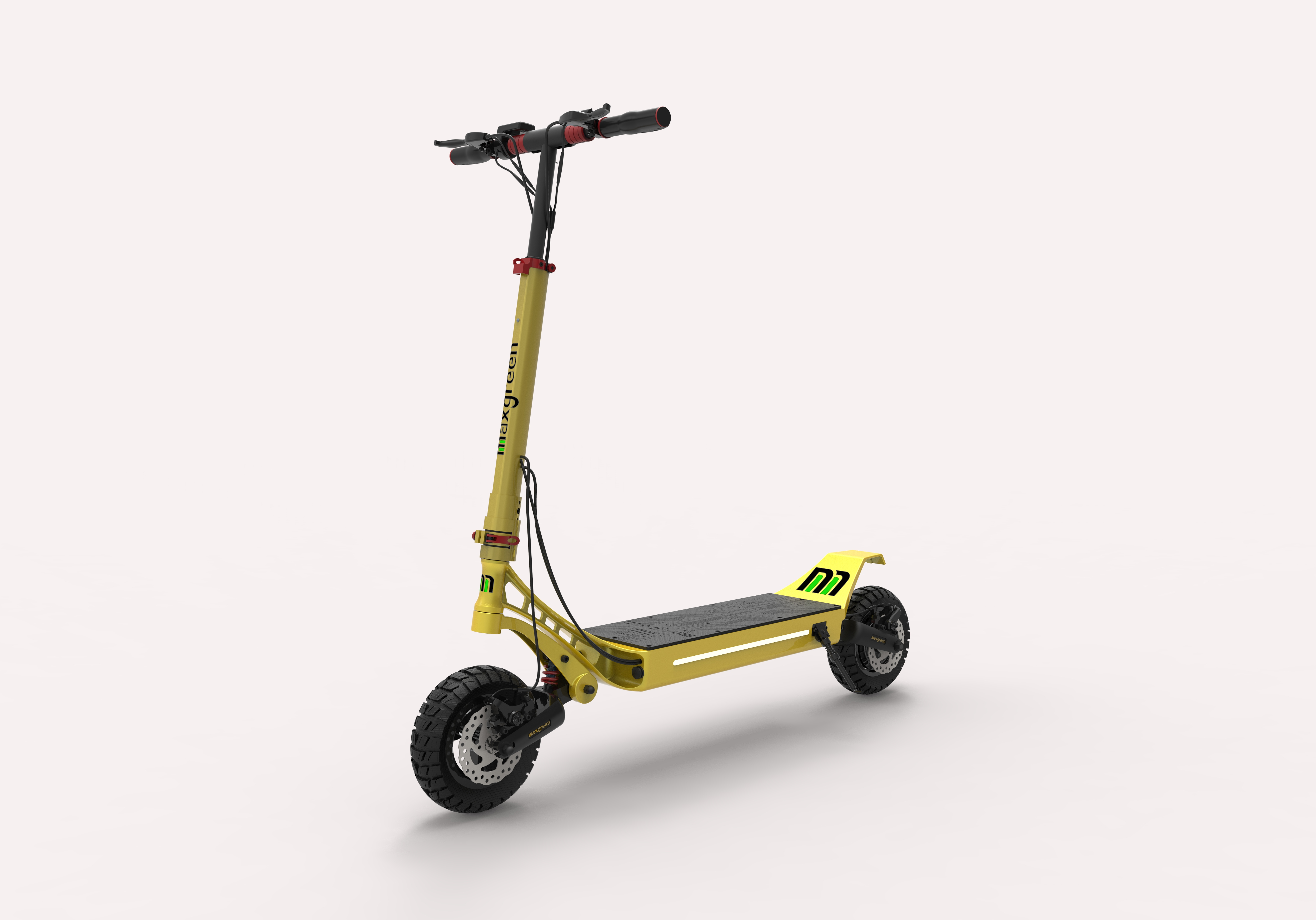 Electric Scooter Solid Tyre