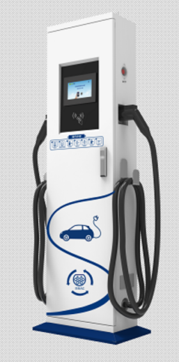 84KW AC 2 ev Charger fast intelligence