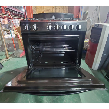 Gas Range CBCECertified FreeStanding Oven 6Burners