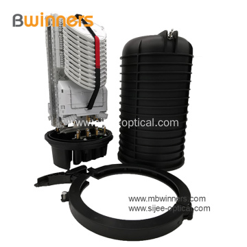 288 Fibers Vertical Dome Fiber Optic Splice Closure