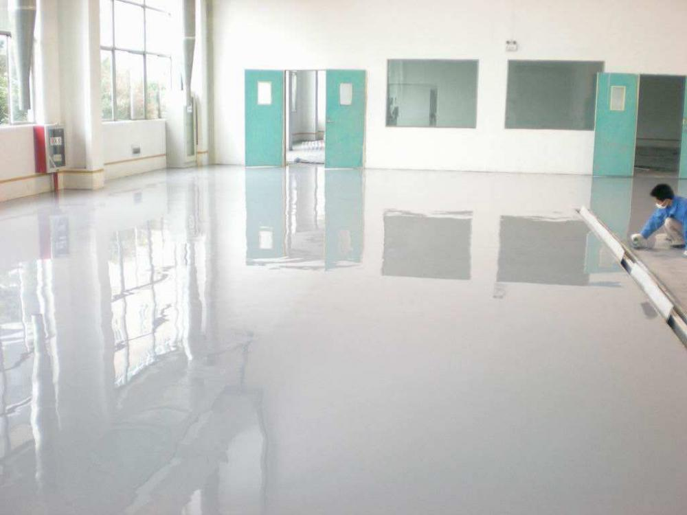 Workshop High Strength Epoxy Self Flowing Flat Paint