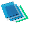 Color polycarbonate film protective film uv resistant