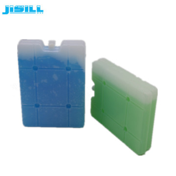 PE plastic reusable pcm freezer cooler ice block