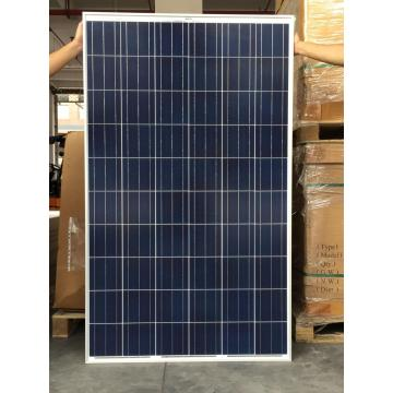 Manufacturer of solar panels with TUV certificate
