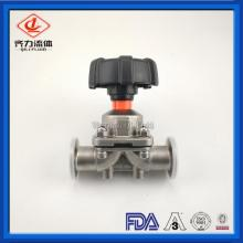 Plastic handle Clamp Diaphragm Valve