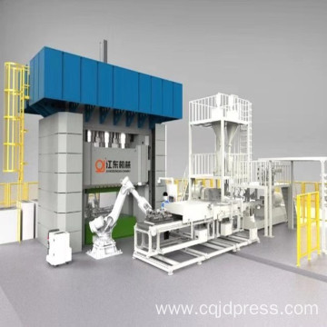 LFT-D Automatic Hydraulic Press