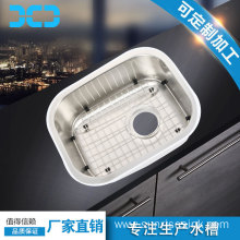 Kitchen Small Dimension Undermount Stainless Steel Sink