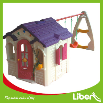 Childrens plastic garden playhouse