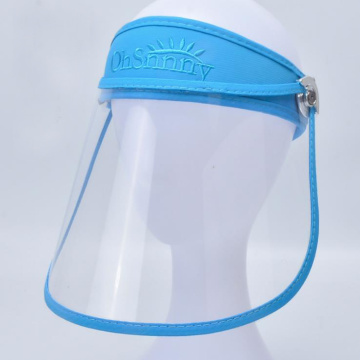 Children hospital faceshield masks protective visor cap