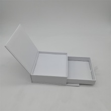 Small Custom Luxury Recycled Paper Gift Box Packaging