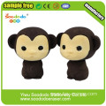 Custom Monkey Promotion Erasers