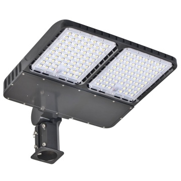 I-240W LED Shoebox Light Fixture 5000K