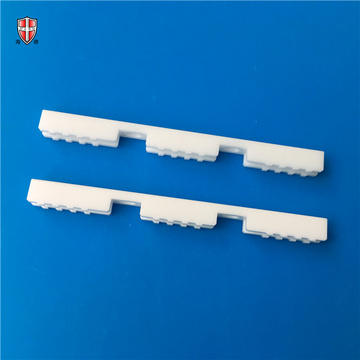yttrium oxide ZrO2 ceramic gear bar custom factory