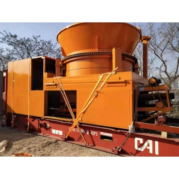 reliable quality disc-type sawdust machine