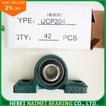 Bolts Flanged Bearings for Agricultural Machine