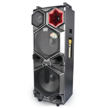 Line array outdoor concert sound system