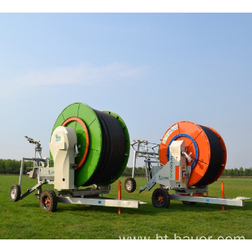 HIGH PERFORMANCE HOSE REEL IRRIGATION