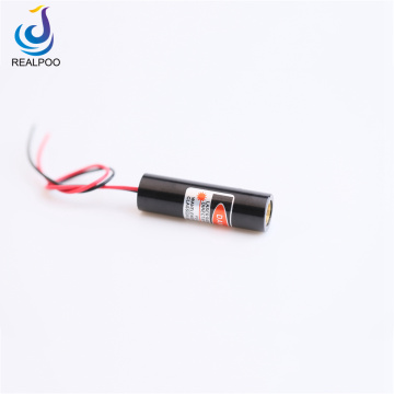 Red line laser module 635nm diameter 12mm