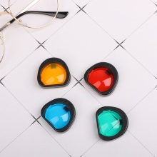 4 PCS Colorful Filter For Fujifilm Instax Mini 90 Special Effects Lens Instant Film Camera Accessories
