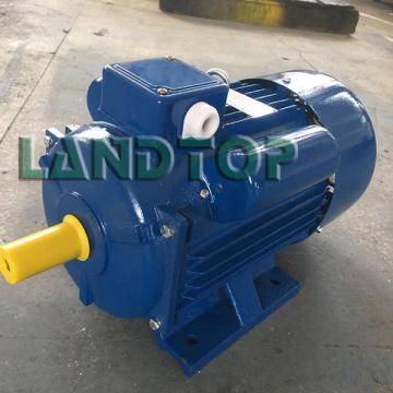 7.5HP YC Single Phase Electric Induction Motor