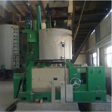 Big capacity automatic oil expeller