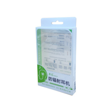 Clear Transparent Electronic Products Plastic Packaging Box