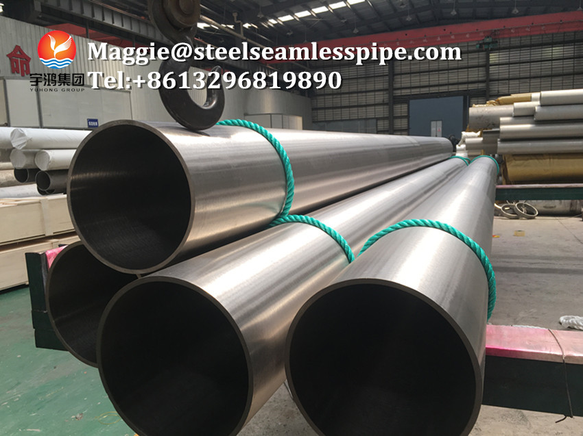 Nickel alloy pipe Monel 400 Seamless Pipe