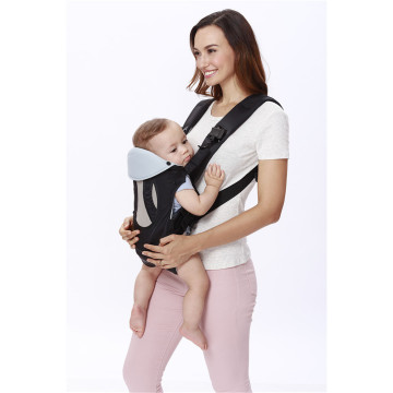 Head Support Cool Mesh Baby Carrier