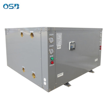 Water Source and ground source (Water Chiller)