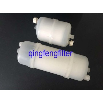 OEM High Flux 0.2um Disposable Pes Capsule Filter