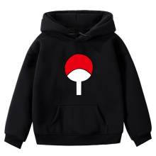 Naruto Hot Prints Sweatshirts boys girls sweat enfant fille Winter Autumn Child Plus Velvet coat Hoodies toddler girl clothes