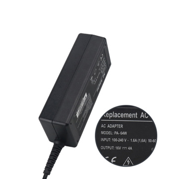 AC Power Adapter Output 16V 4A Sony Laptop