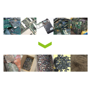 Pcb Board Dismantling Equipment
